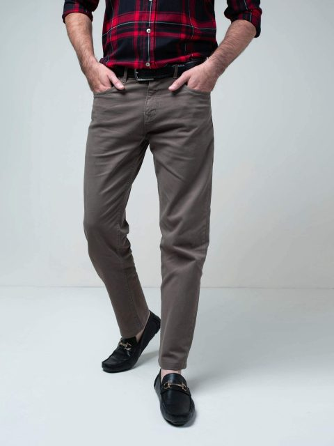 sandy-brown-five-pocket-trouser-Brumano-Pakistan-1