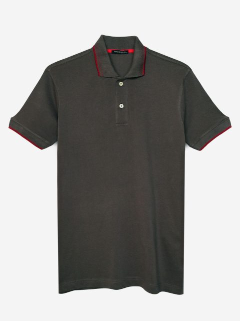 Brown Sporty Polo Brumano Pakistan